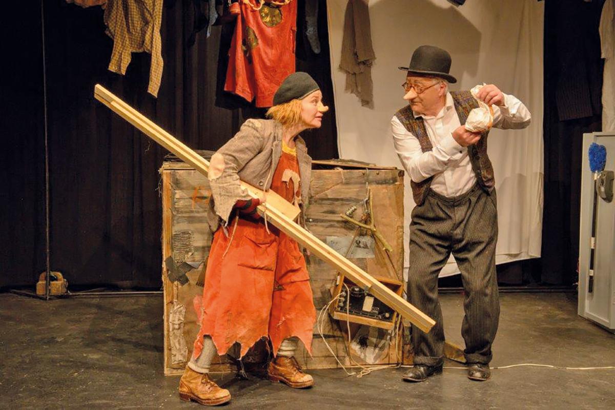 26. Mai 2019<br/>Kindertheater<br/> Dr Anderscht vo Anderschtwo