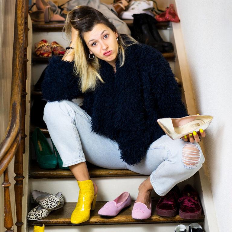 11. Oktober 2019<br/> Lisa Christ – Ich brauch neue Schuhe