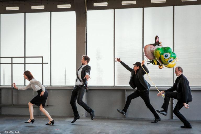 26. September 2020<br/>Gorillas – Improshow aus Berlin