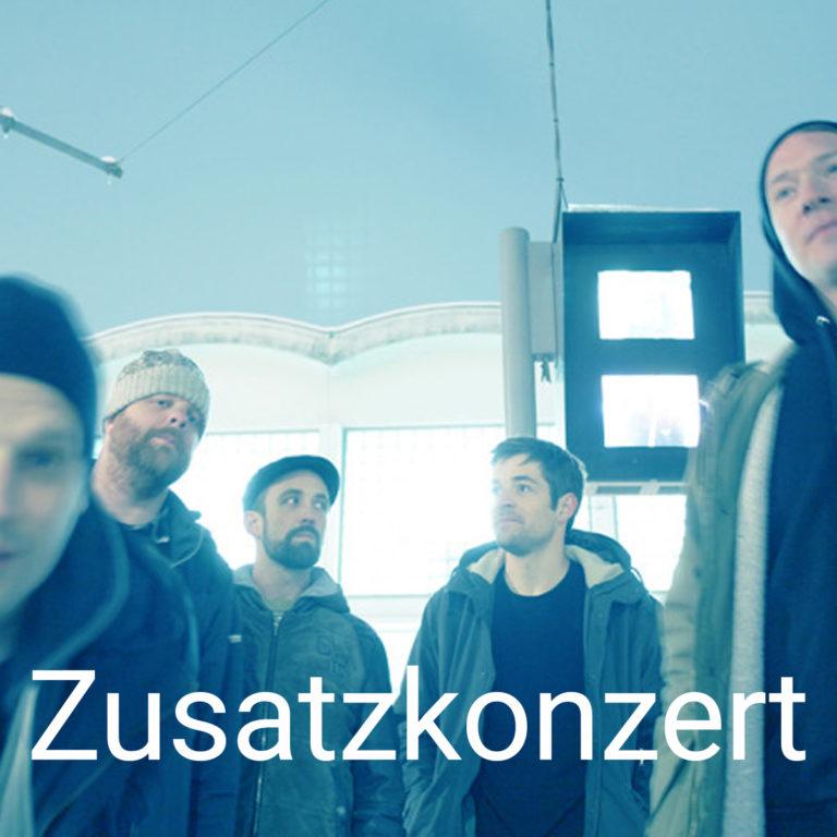 18. Dezember 2020<br/>Them Fleurs – 10 Jahre – Jubiläumskonzert – Zusatzkonzert!