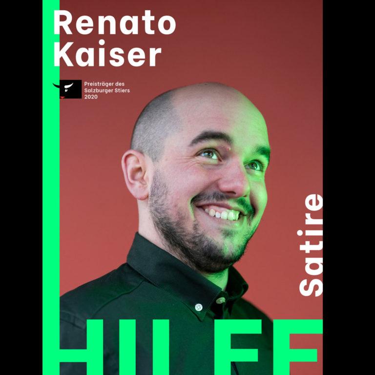 Read more about the article 21. Januar 2022<br/>Renato Kaiser – Hilfe!