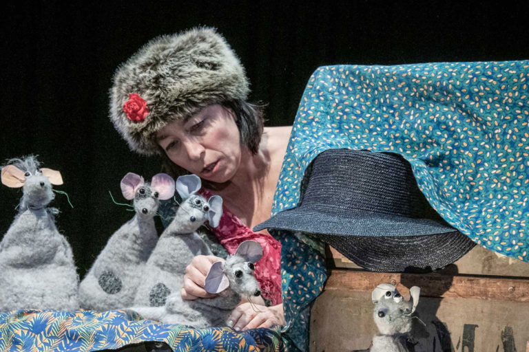 Read more about the article 28.  November 2021<br/>Kindertheater – Frederick – Theater Fleisch + Papper